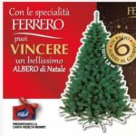 Bennet concorso Ferrero vinci Albero di Natale 2017