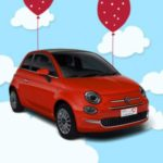 Balocco 90 anni concorso vinci: macchina Fiat 500C