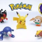 Sorpresina Pokemon con Happy Meal McDonald's a Dicembre 2017