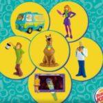 Scooby Doo sorpresine Burger King (Dicembre 2017)