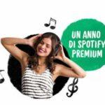 Concorso cereali Fitness Nestlè vinci Spotify premium