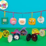 Portachiavi Adventure Time sorpresina Happy Meal (Gennaio 2018)