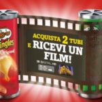 Serata cinema Pringles 2017, in regalo 1 film HD su Google Play