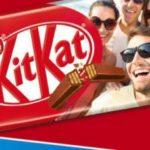 Vinci Tavoletta Kit Kat personalizzata con testo e foto