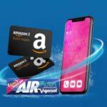 Concorso Air Action Vigorsol vinci iPhone X 64 GB e buoni Amazon