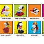 Snoopy sorpresina febbraio 2018 con Happy Meal