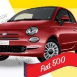 Svitol concorso vinci Fiat 500, bici montante cicli e Lambretta V-Special