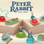Sorpresina Peter Rabbit Happy Meal Marzo/Aprile 2018