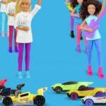 Sorpresina Burger King Aprile 2018: Barbie e Hot Wheels