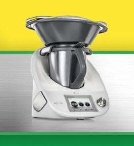 Concorso detersivo Nielsen vinci robot da cucina Bimby TM5 | Che Regali!
