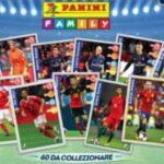 9 figurine Calciatori Panini Superstar da collezione con Cereali Kellogg's