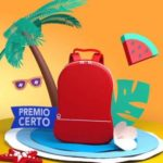 Zaino Tucano premio certo con School, Veet e Durex