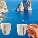 Concorso caffè Kimbo vinci weekend a Capri per 2 persone