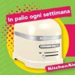 Concorso Pane Morato vinci Tostapane KitchenAid Artisan