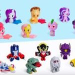 My little pony e Transformers sorpresina Happy Meal Giugno 2018