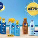 Cashback Nivea Sun, rimborsa il solare più caro