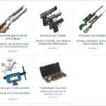 Accessori Beretta per armi, ecco il catalogo online