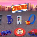 Sorpresa Justice League Action 2018 con Happy Meal