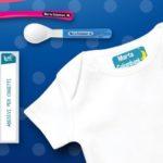 Mellin Back to school 2018 in regalo kit etichette personalizzabile
