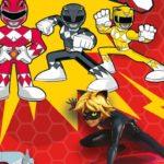 Power Rangers e Miraculous sorpresine Burger King Agosto 2018