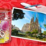 Chupa Chups concorso vinci latte special edition e viaggio a Barcellona