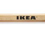 Matita Ikea omaggio in negozio