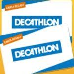 Decathlon carta regalo con cerotti Salvelox