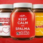 Barattolo Nutella in edizione limitata Ottobre 2018