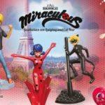 Personaggi Miraculous con Kinder Sorpresa