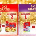 Addittivi e detersivi gratis con Magica Offerta Pril