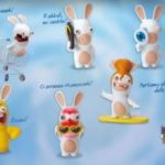 Rabbids sorpresina Burger King