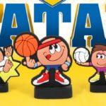 Tatak Team Sport collezione personaggi con Teneroni