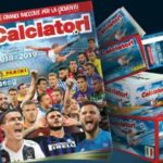 Album Calciatori Panini 2018/19 in regalo con Il Messaggero