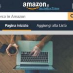Buono Amazon 5 euro installando Amazon Assistant