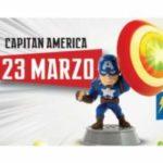 Personaggi Marvel in regalo all'Eurospin