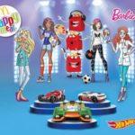 Barbie e Hot Wheels con Happy Meal (Marzo/Aprile 2019)