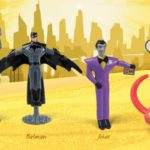 Justice League action sorpresa Burger King