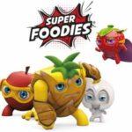 Super Foodies Personaggi 3D e carte da gioco all'Esselunga