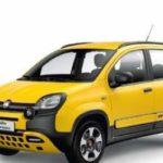 Conad cambia & Vinci Fiat Panda Cross