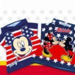 Poncho Topolino & Minnie omaggio Original Marines