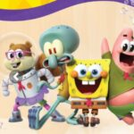 Giocattoli Spongebob al Burger King (Ottobre 2021)
