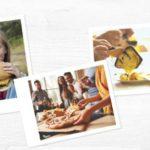 24 foto vintage con formaggio Entremont