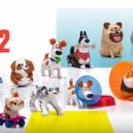 Pets 2 - vita da animali sorpresina Happy Meal