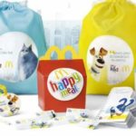 Super Happy Meal Kit Scuola 2019 con Pets 2 Vita da animali