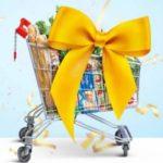 Anniversario Carrefour: Quinta spesa gratis