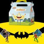 Batman sorpresina al Burger King