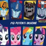 Little Pony e Transformers sorpresina Happy Meal (Ottobre Novembre 2019)