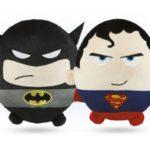 Collezione peluche Justice League al Conad