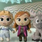 Collezione Frozen peluche al Penny Market