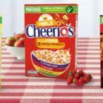 Buoni sconto per Cereali Nesquik, Cheerios, Lion